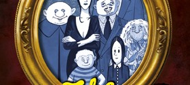 The Addams Family Musical coming to The Brook Theatre in Chatham, Kent